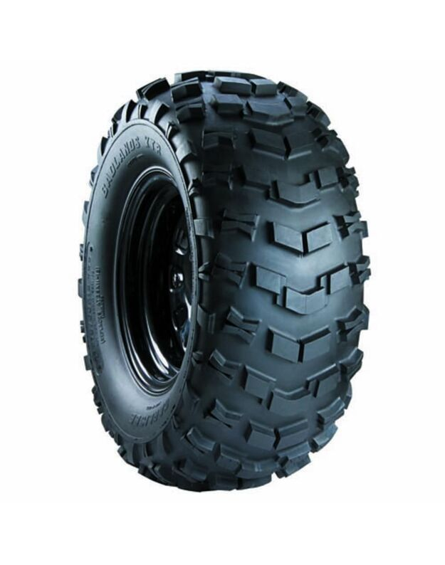 Carlisle Badlands 25x10R12 255/65R12 XTR E-Mark